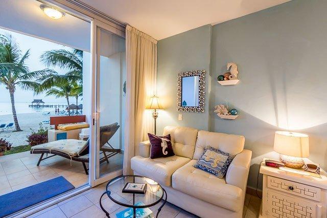 Casita del Mar (5110) - New Everything, Residencias Reef, Building 1 - Image 1 - Cozumel - rentals