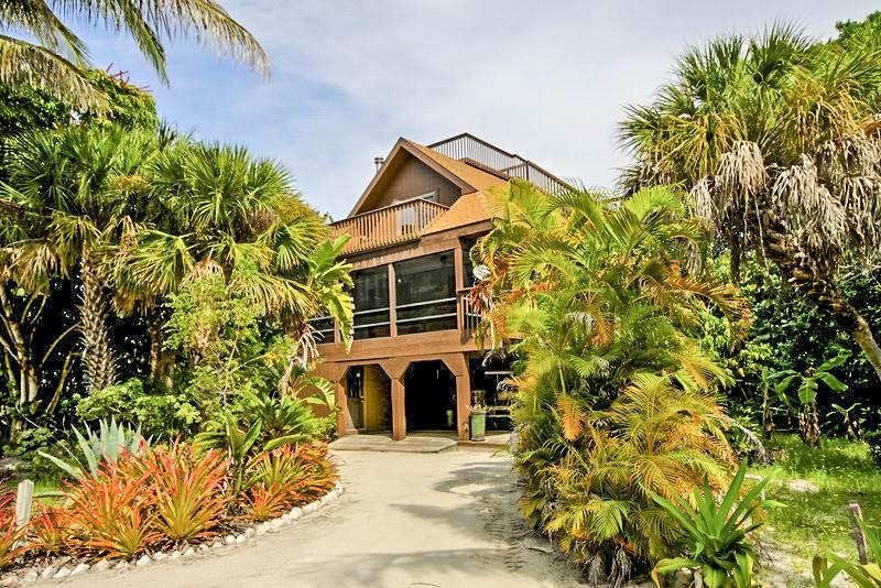 289B-Ruby Gardens - Image 1 - North Captiva Island - rentals