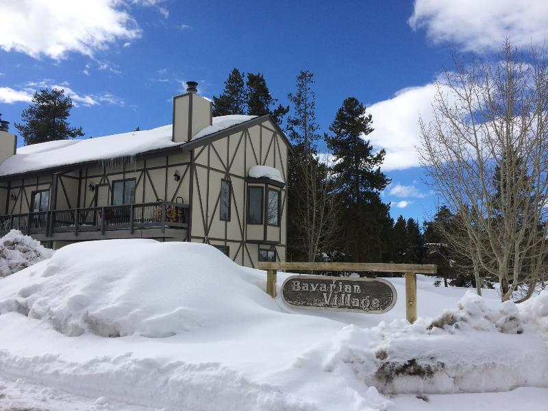 Entrance to Bavarian Village - Aspen Hideaway - Aspen Hideaway: great value, quiet location - Fraser - rentals