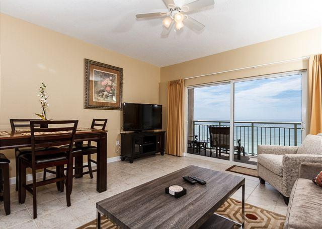 Beautifully decorated in August 2014  -all new furniture! Check - PI 609: TOP FLOOR BRAND NEW, , free BEACH SERVICE - Fort Walton Beach - rentals