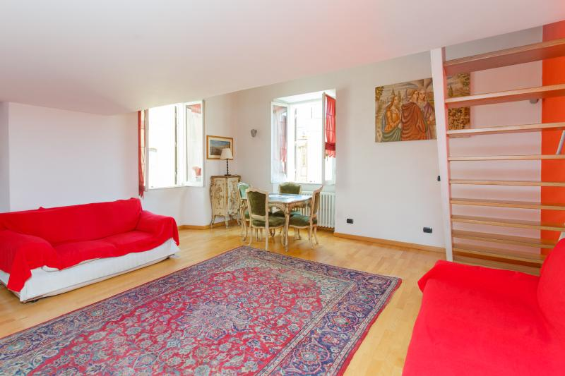 ground floor, lounge - VATICAN ROME 50% DISCOUNT CENTER CITY - Rome - rentals