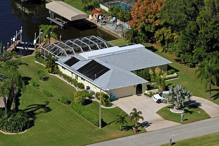 Villa Malou Cape Coral FL - Villa Malou Cape Coral Waterfront  Pool  3/2 - Cape Coral - rentals