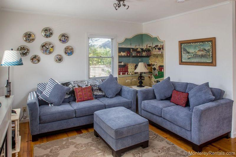 16th Street Retreat - Image 1 - Pacific Grove - rentals
