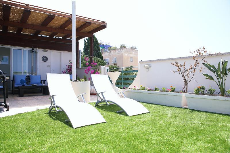 Hayarkon Park Penthouse Ocean View - Image 1 - Tel Aviv - rentals
