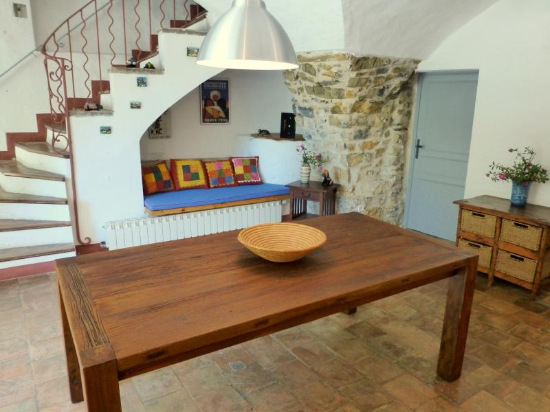 French Farmhouse in Languedoc Located at Entrance of a Charming Village  - Mas de Monoblet - Image 1 - Monoblet - rentals