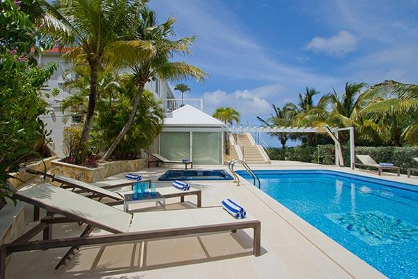 Exceptional Pointe Milou villa combining sophistication and comfort. WV COO - Image 1 - Pointe Milou - rentals