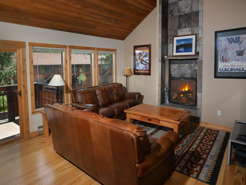 Enjoy this beautiful vacation home on a scenic mountain in Vail, Colorado. - Image 1 - Vail - rentals