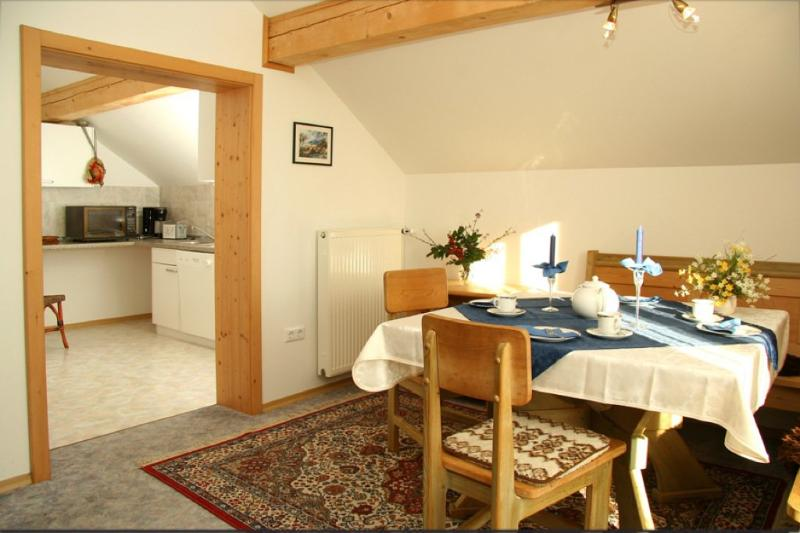 Vacation Apartment in Schwarzach - 861 sqft, natural, quiet, active (# 5389) #5389 - Vacation Apartment in Schwarzach - 861 sqft, natural, quiet, active (# 5389) - Bernried - rentals