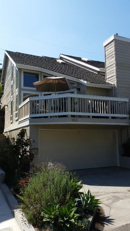 Front View - Laguna Beach Village House: One Block From Ocean - Laguna Beach - rentals
