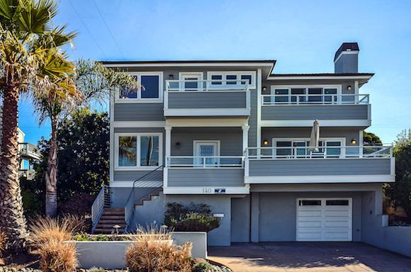 Exterior - 140 5th Avenue - Santa Cruz - rentals