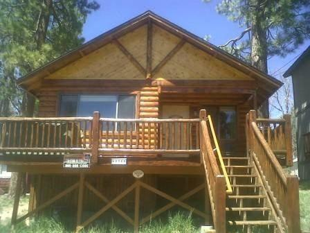 Bear Claw Bungalow #379 ~ RA46116 - Image 1 - Big Bear Lake - rentals