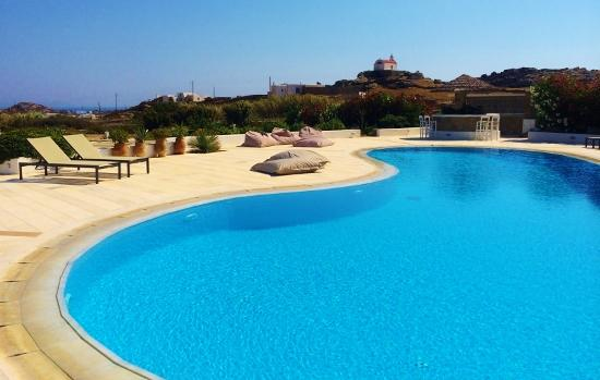 Pool - EL MAR Estate & Villas - Villa Phos (4 bedrooms) - Mykonos - rentals