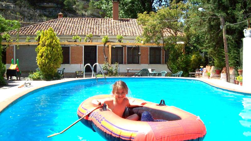 Detached villa with a private swimming pool,3 bed - Image 1 - Jorquera - rentals