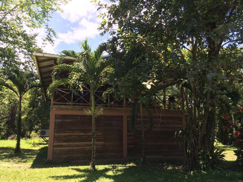 Front View of House - Casa Oceana - Bocas Town - rentals