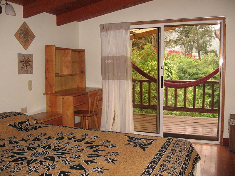 Cozy little room with balcony and hammock - Tierra Magica B&B and Art Studio - Sol Room - Escazu - rentals