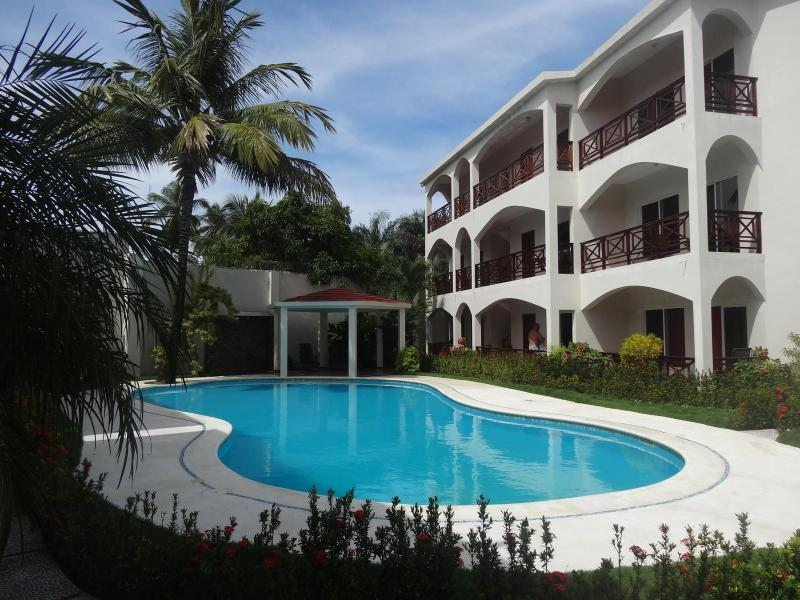 Apartment for 2-3 people, center of Las Terrenas - Image 1 - Las Terrenas - rentals