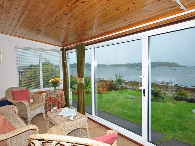 Relax and enjoy the stunning views from the conservatory - AG526 - Port Appin - rentals