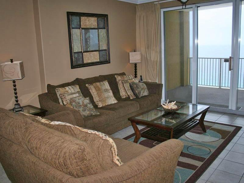 Tropic Winds Condominium 2304 - Image 1 - Panama City Beach - rentals