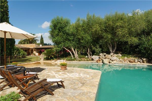 3 bedroom Villa in Buger, Mallorca, Mallorca : ref 2264466 - Image 1 - Buger - rentals