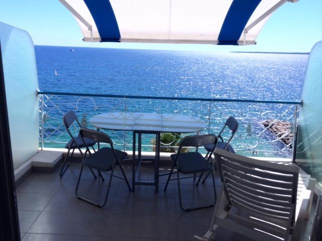Balcony - The Star of Juan Les Pins - Amazing 8th floor Vaca - Juan-les-Pins - rentals
