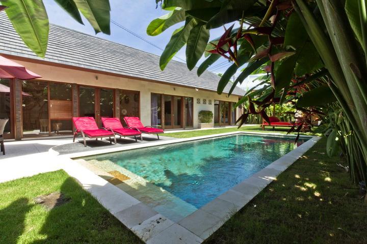 3BR relaxing villa 10min beaches SEMINYAK - Image 1 - Seminyak - rentals