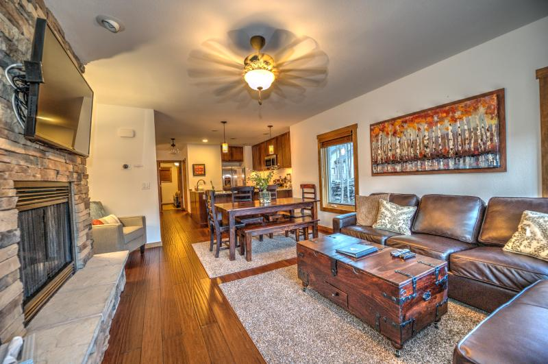 White Cloud Luxury 4BD, 20% off stays thru 6/29 - Image 1 - Breckenridge - rentals