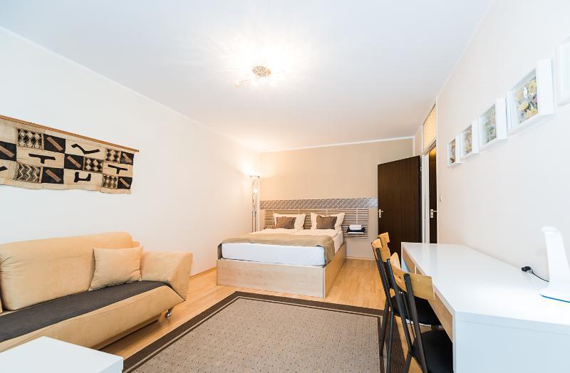 East Park Studio Apartment - Image 1 - Munich - rentals