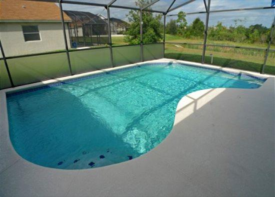 Large 4 Bedroom 3 Bathroom Home with Games Room. 16249EHS - Image 1 - Orlando - rentals