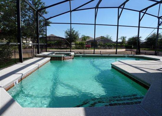Superb Mediterranean Style 6 Bedroom Villa. 246MC - Image 1 - Orlando - rentals