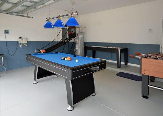 Beautifully 6 Bedroom Pool Home with Spa. 568OCB - Image 1 - Orlando - rentals
