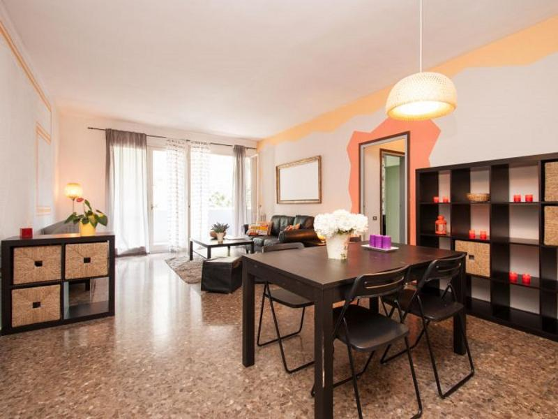 salon - Colourful & Central Flat - WIFI - Barcelona - rentals