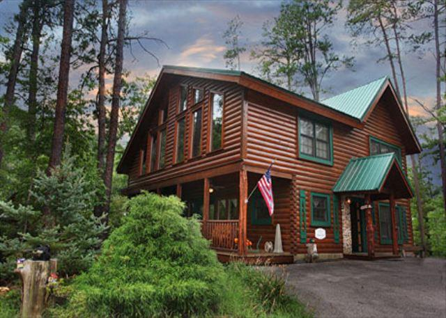 It is About Time you visited our four bedroom cabin - Image 1 - Sevierville - rentals