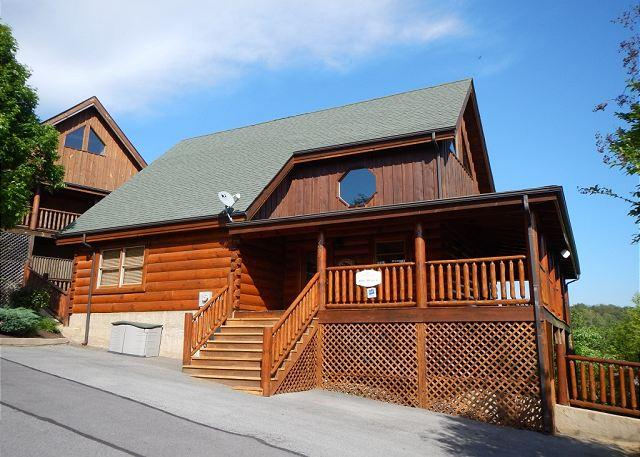 Blue Heaven a two bedroom cabin - Image 1 - Sevierville - rentals