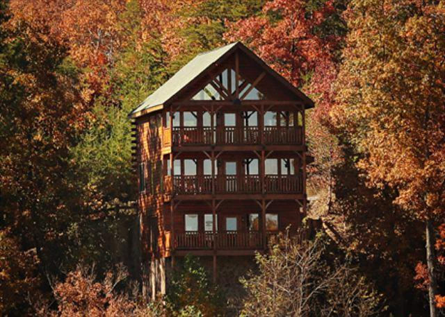 His Amazing Grace a two bedroom cabin - Image 1 - Sevierville - rentals