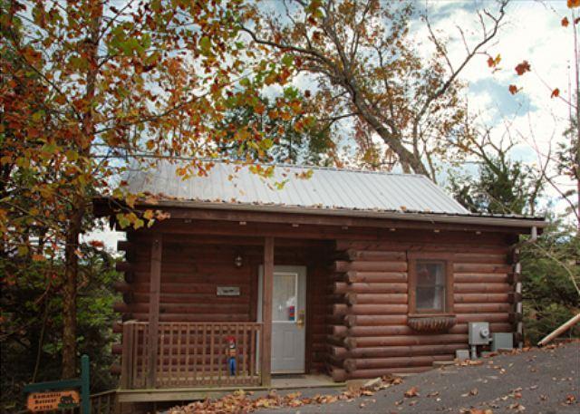 Romantic Retreat a one bedroom cabin - Image 1 - Gatlinburg - rentals