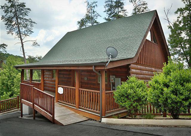 Sugar Shack a one bedroom cabin - Image 1 - Sevierville - rentals