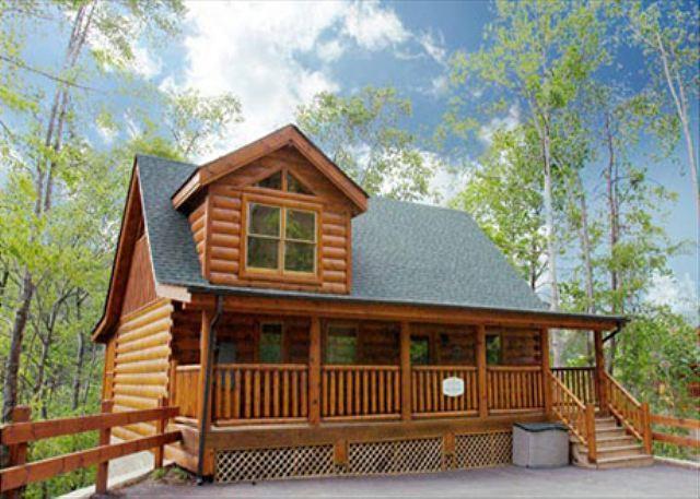 Cabin - Sweet Surrender a one bedroom cabin - Sevierville - rentals