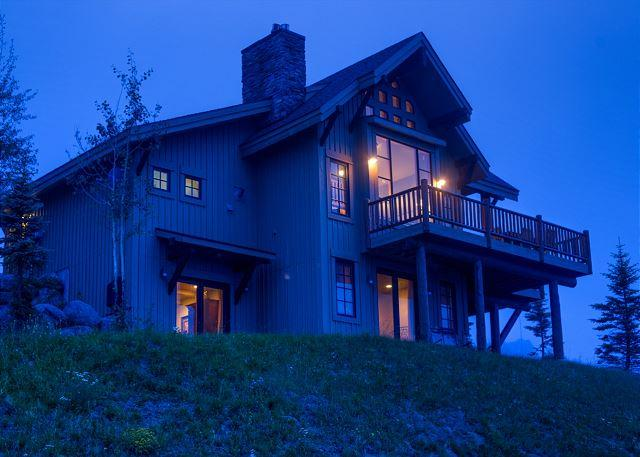 Spectacular views and more in this luxe home on the slopes of Moonlight Basin - Image 1 - Big Sky - rentals