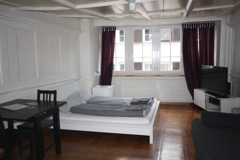 ZH Niederdorf II - HITrental Apartment Zurich - Image 1 - Zurich - rentals