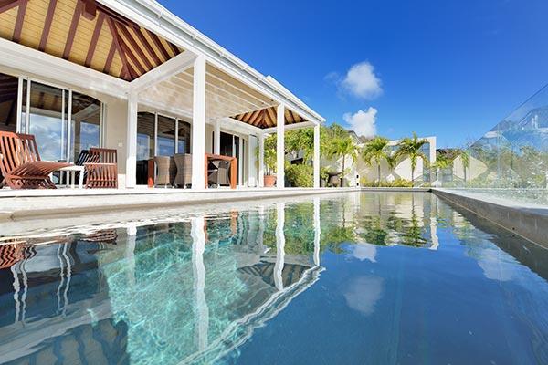 Hillside villa with a view over Marigot, Cul de Sac and Mont Jean WV CLI - Image 1 - Marigot - rentals