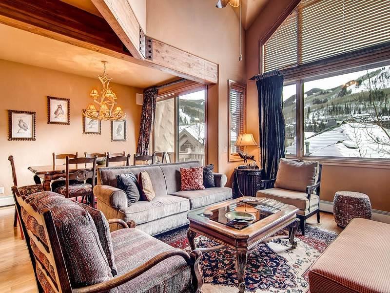 Aspen Townhomes 8 - Image 1 - Beaver Creek - rentals