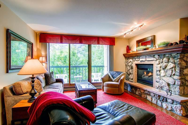Borders Lodge - Lower 206 - Image 1 - Beaver Creek - rentals
