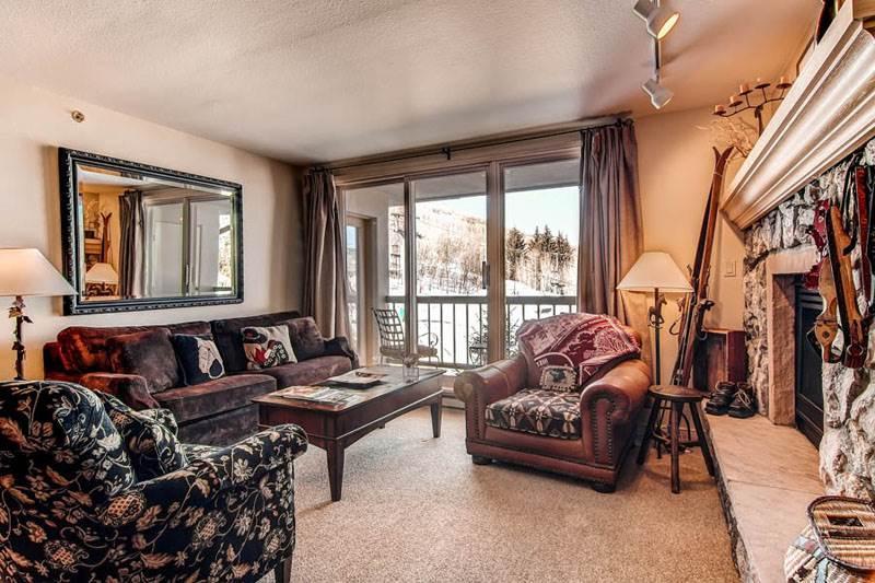 Borders Lodge - Lower 209 - Image 1 - Beaver Creek - rentals
