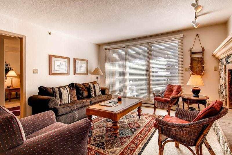 Borders Lodge - Lower 306 - Image 1 - Beaver Creek - rentals