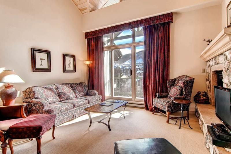 Borders Lodge - Lower 502 - Image 1 - Beaver Creek - rentals
