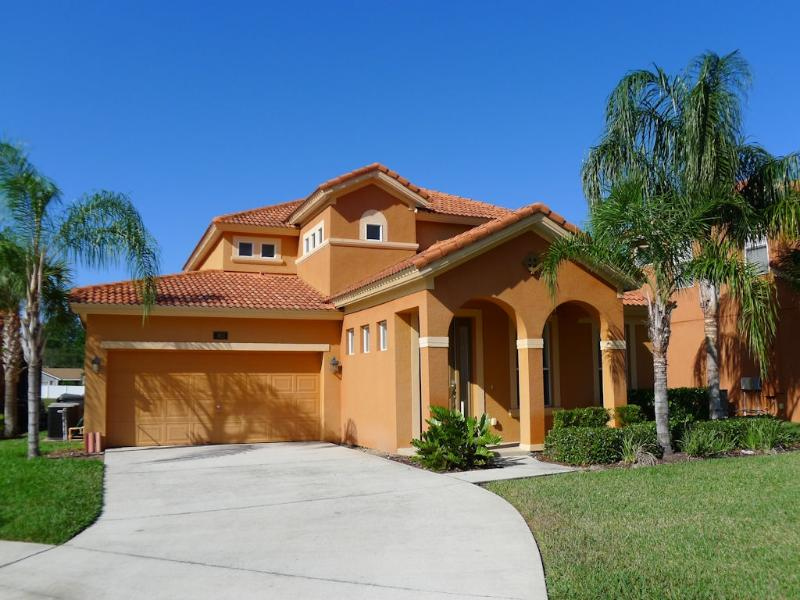 New 5 Bed Resort Home-Pool, Spa, GR, Int,  $140nt - Image 1 - Orlando - rentals