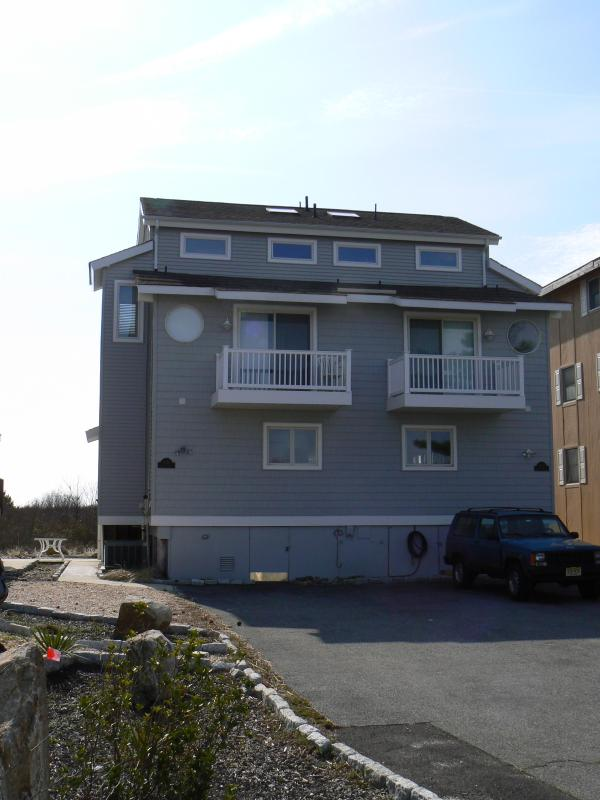 4021 front - Oceanfront Luxury Home Sleeps 8+ - Brigantine - rentals