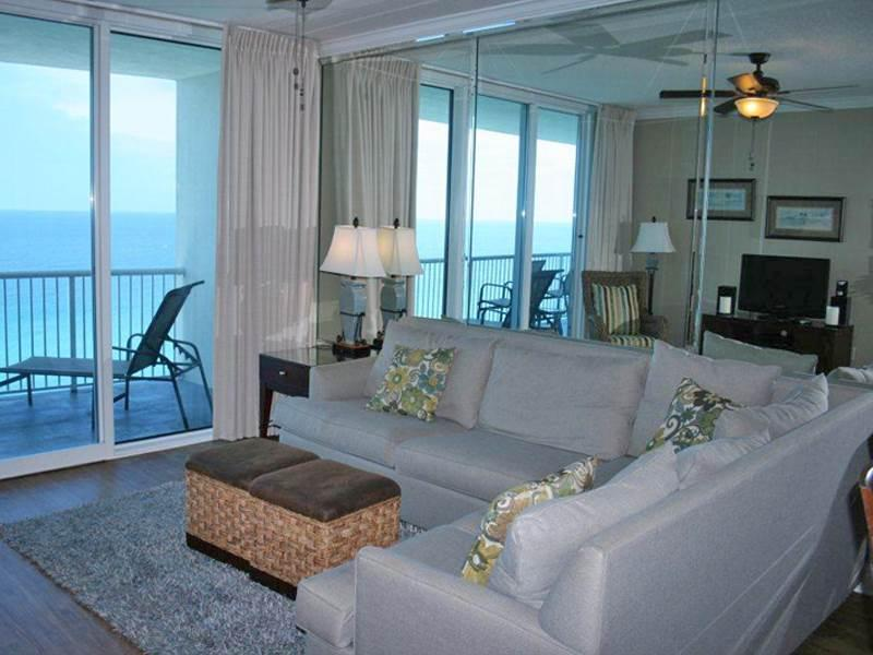 Palazzo Condominiums 1007 - Image 1 - Panama City Beach - rentals