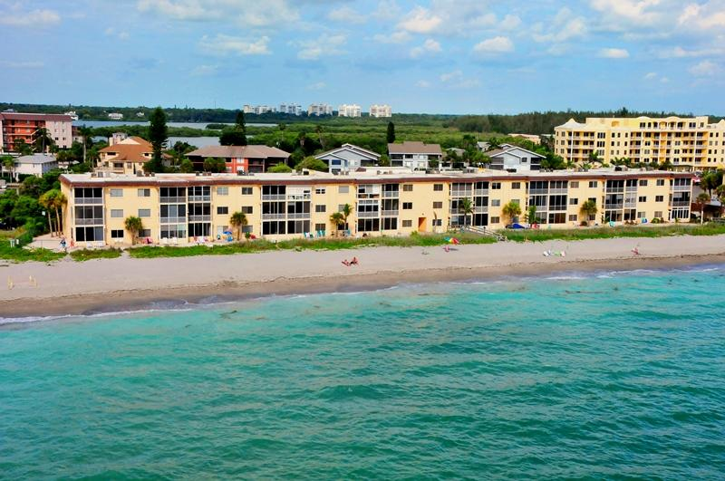 Fisherman's Cove condo at Turtle Beach on Siesta Key, just off Sarasota FL - Siesta Key - Beachfront Condo-2BR-Free Boat Docks - Siesta Key - rentals