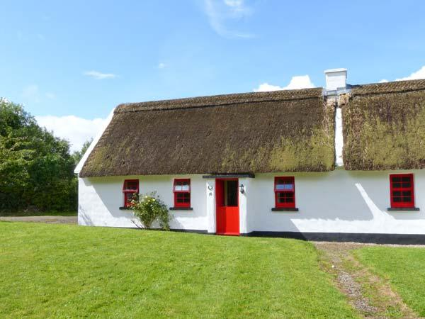 NO. 10 TIPPERARY THATCHED COTTAGE, semi-detached, garden with private seating, WiFi, pet-friendly, in Puckane, Ref 916416 - Image 1 - Coolbawn - rentals